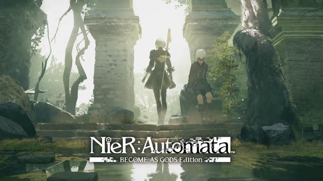 NieR:Automata BECOME AS GODS Edition уже в Xbox Game Pass