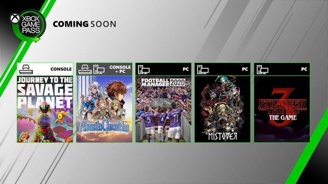 Анонсированы новые игры по подписке Xbox Game Pass