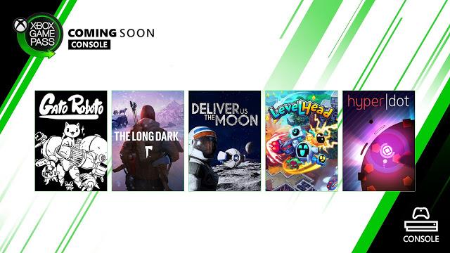 Анонсированы 5 новых игр по подписке Xbox Game Pass в апреле