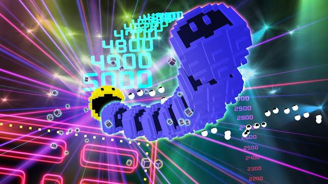 Pac-Man Championship Edition 2 можно забрать бесплатно на Xbox One