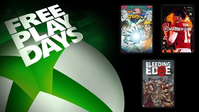 4 игры доступны бесплатно на Xbox One на этих выходных