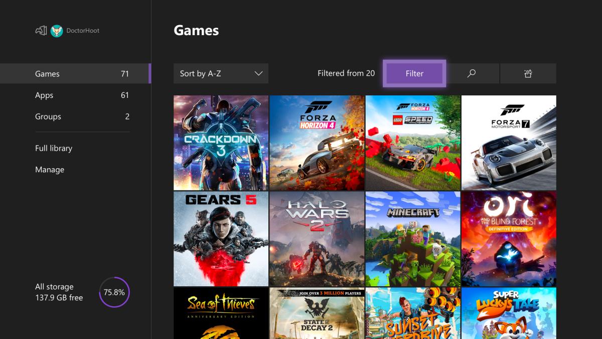 Майское обновление прошивки Xbox One: что нового