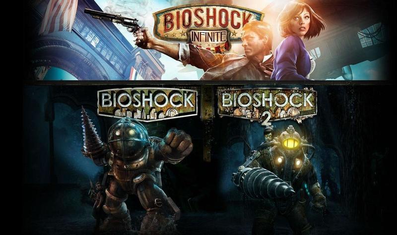 BioShock The Collection обновили до Xbox One X