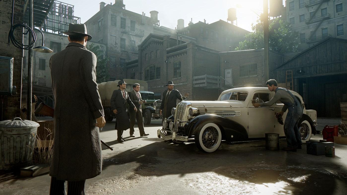 Mafia: Definitive Edition получит русскую озвучку на Xbox One