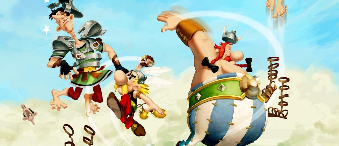 На Xbox One можно бесплатно опробовать Asterix & Obelix XXL 3: The Crystal Menhir