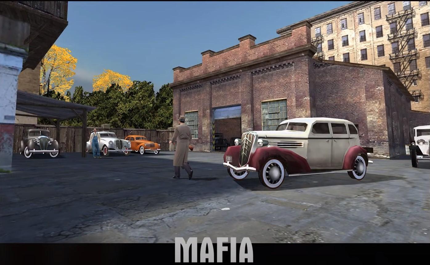 Сравнение оригинальной игры Mafia и ремейка из сборника Mafia Trilogy