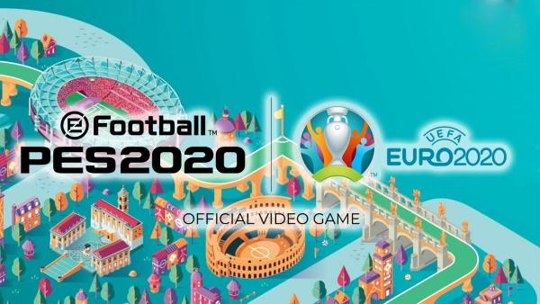 В PES 2020 добавят Чемпионат Европы 2020, несмотря на перенос самого турнира