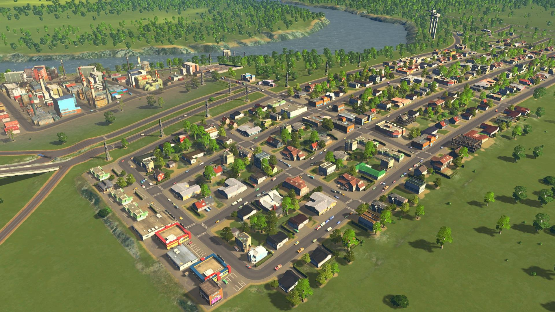 Cities Skylines вернулась в Xbox Game Pass спустя 2 месяца