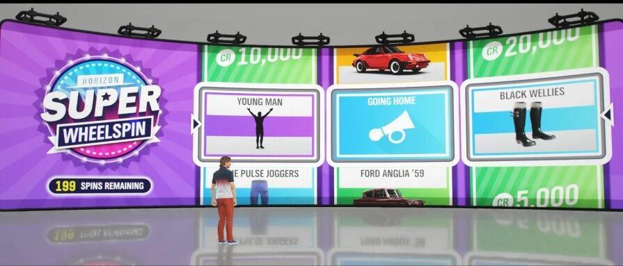 Команда Forza Horizon 4 приносит свои извинения за вчерашнюю ошибку
