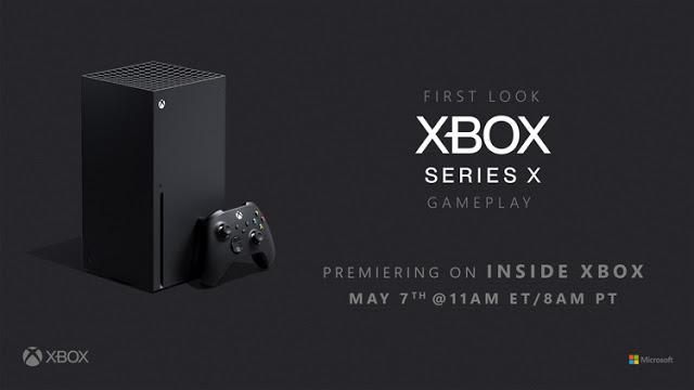 Microsoft покажет геймплей игр с Xbox Series X в рамках Xbox Inside - 7 мая