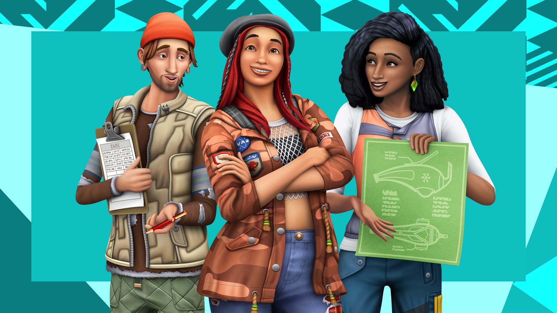 Новое дополнение «The Sims 4 Экологичная жизнь» выйдет на Xbox One 5 июня