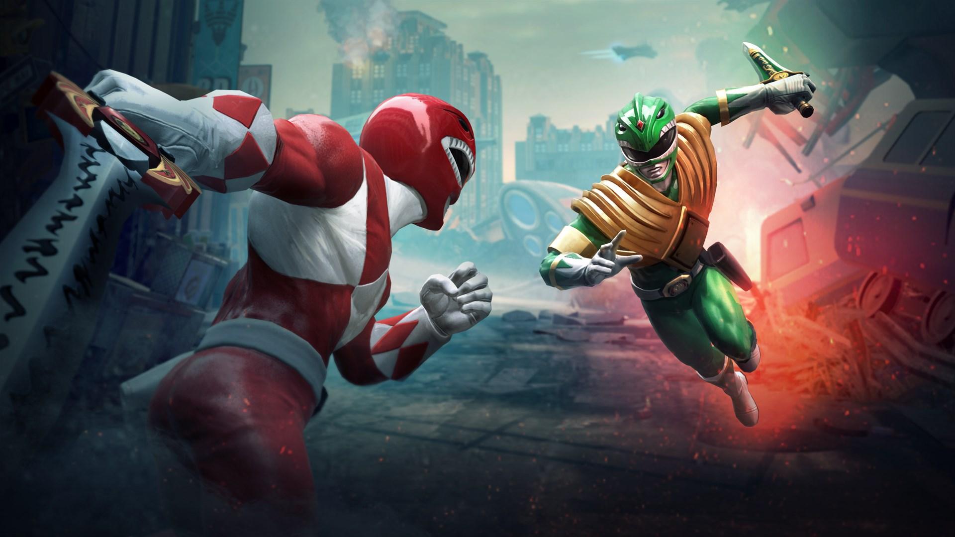 Power Rangers: Battle for the Grid станет первым файтингом с кроссплатформенным мультиплеером на 5 платформ