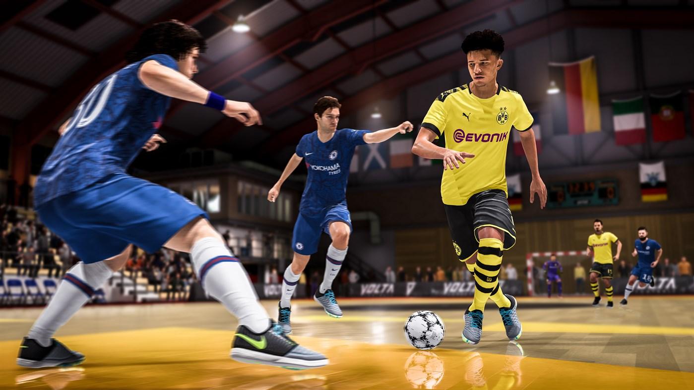 FIFA 20 теперь доступна по подписке EA Access на Xbox One
