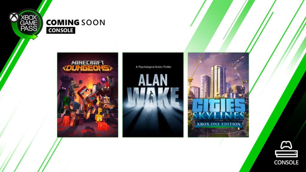 Майские игры Xbox Game Pass на Xbox One и PC