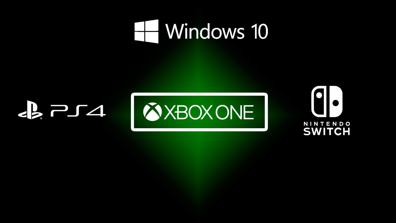 Кроссплатформенные игры на Xbox One: с Playstation 4, PC, Nintendo Switch