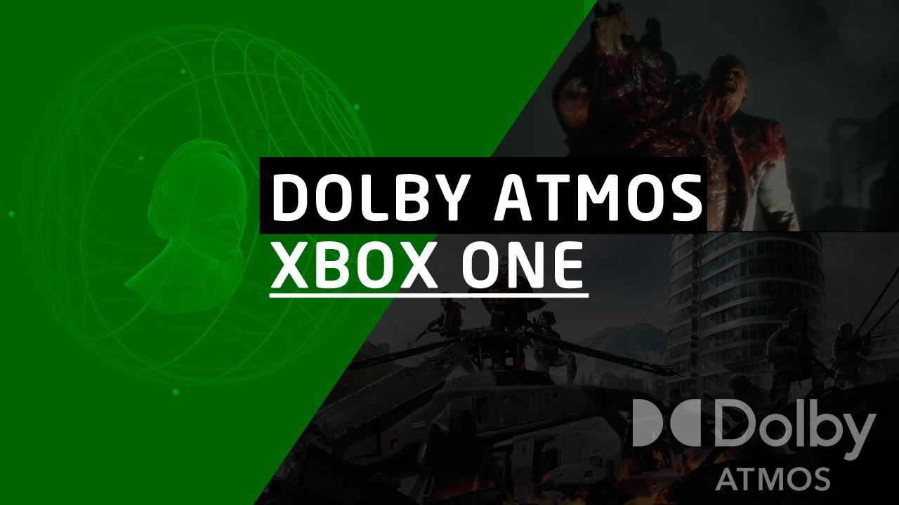 Dolby Atmos для игр: что это такое и какие игры поддерживают на Xbox One
