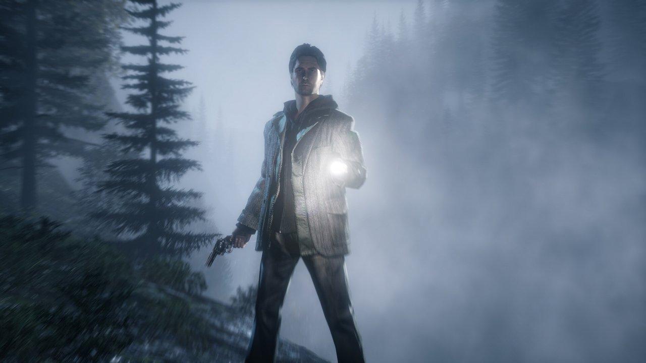 Alan Wake уже доступен по подписке Xbox Game Pass