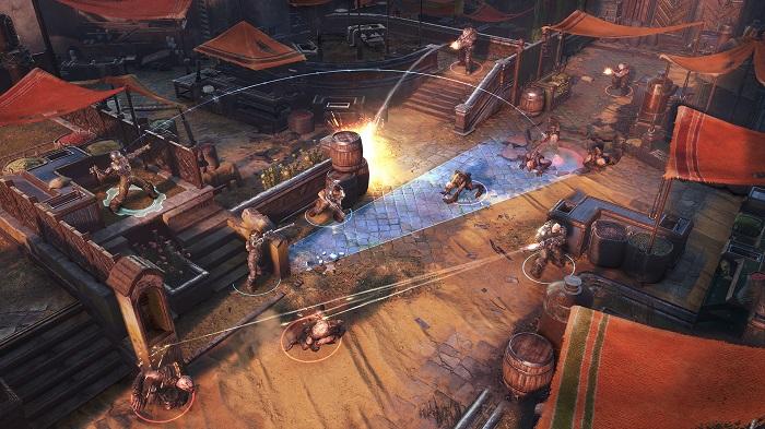 Gears Tactics появится на Xbox One в конце 2020 года