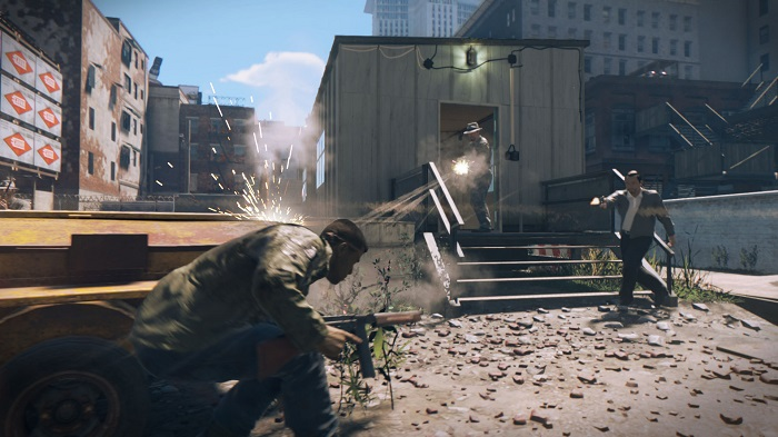 2K работает над восстановлением улучшений Xbox One X в Mafia III