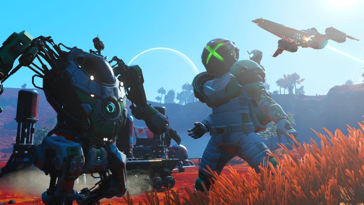 No Man's Sky будет добавлен в Xbox Game Pass