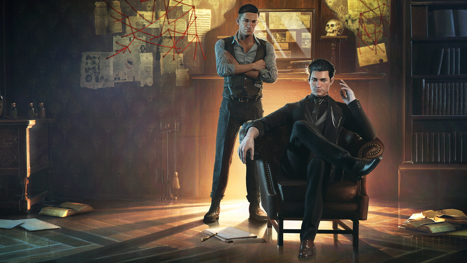 Анонсирована игра Sherlock Holmes Chapter One – Шерлок вернется к истокам