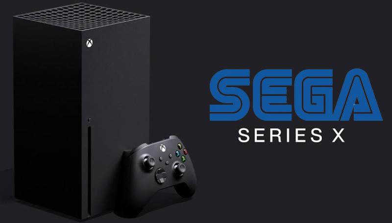 Слух: Xbox Series X в Японии выйдет под брендом Sega