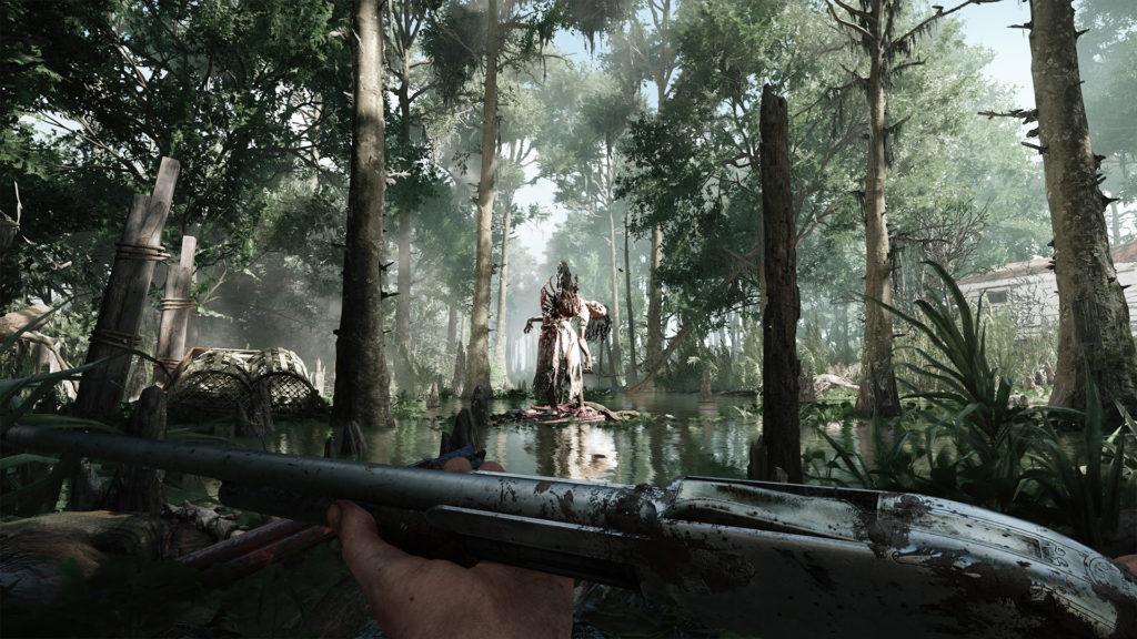 Hunt Showdown получил кросс-платформенный мультиплеер между Xbox One и Playstation 4
