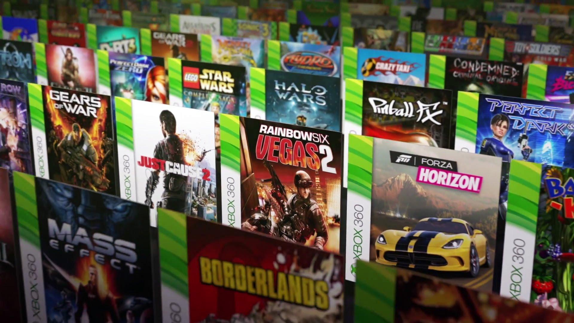 Microsoft намекает на новые игры по обратной совместимости