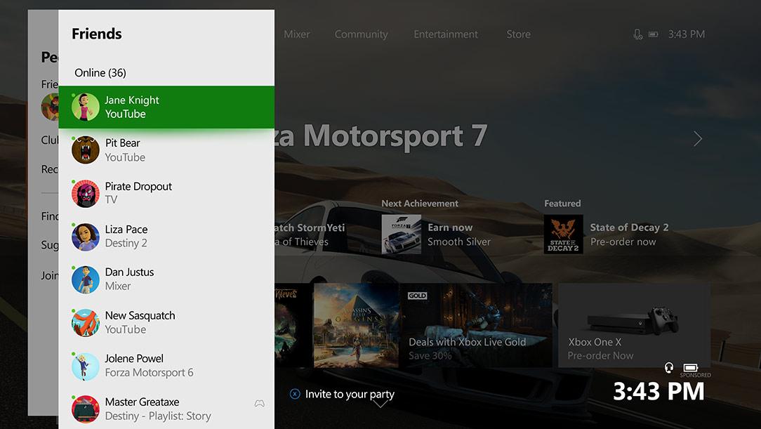 Во время изоляции игроки создали более 270 млн дружеских связей в Xbox Live