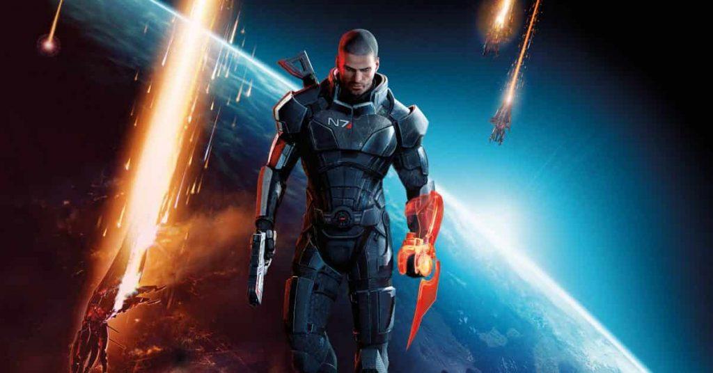 Новые слухи об игре Mass Effect Trilogy Remastered