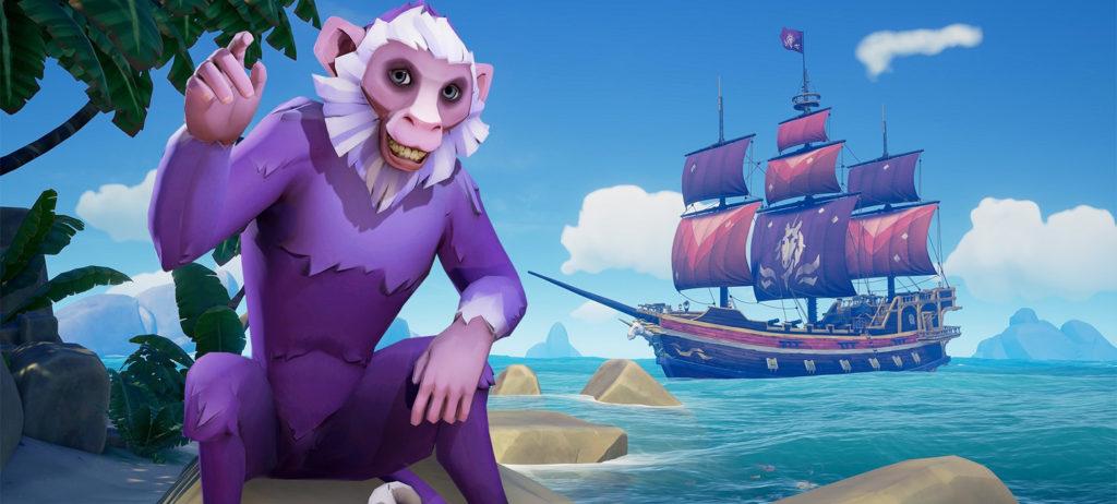 Пиковый онлайн в Sea of Thieves в Steam продолжает расти