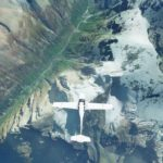 Новые скриншоты Microsoft Flight Simulator: объемные облака и ночные города