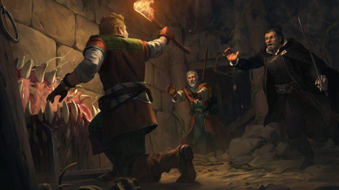 В Microsoft Store появилась дата релиза Pathfinder: Kingmaker на Xbox One