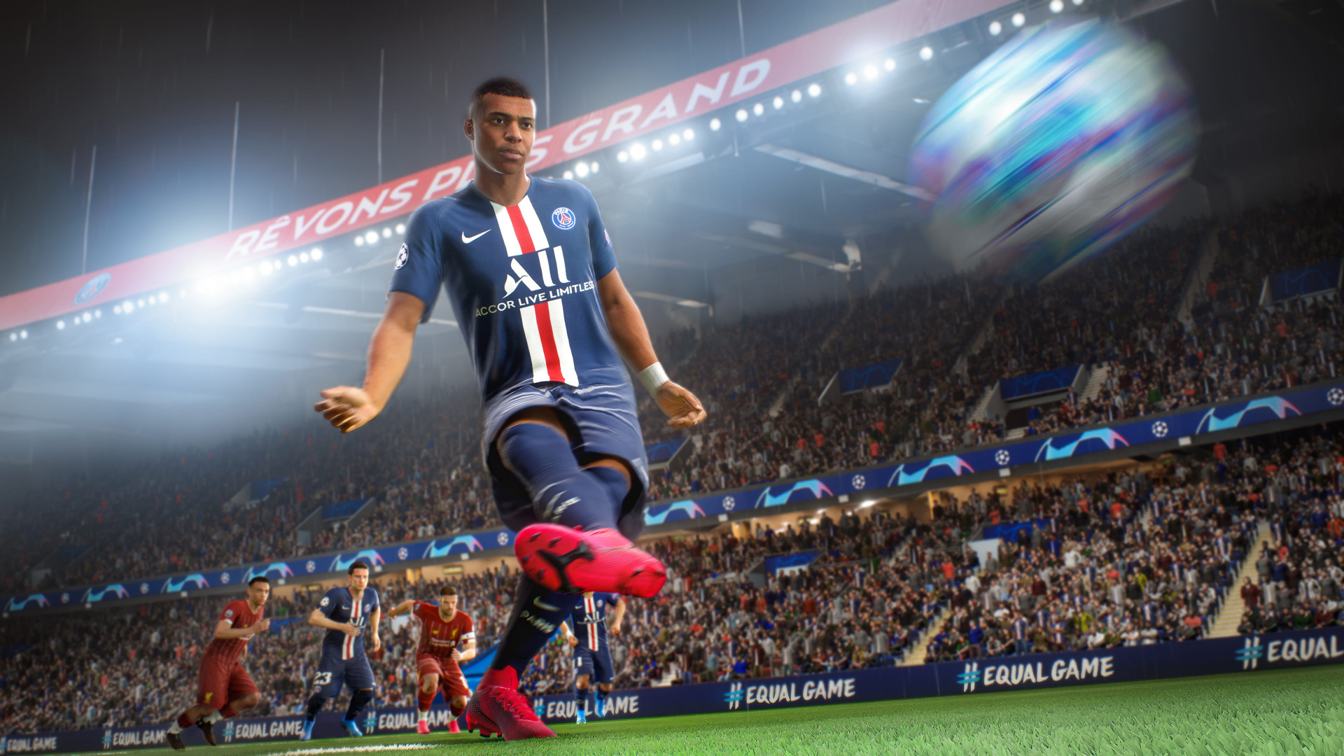 What could appear in the new FIFA?