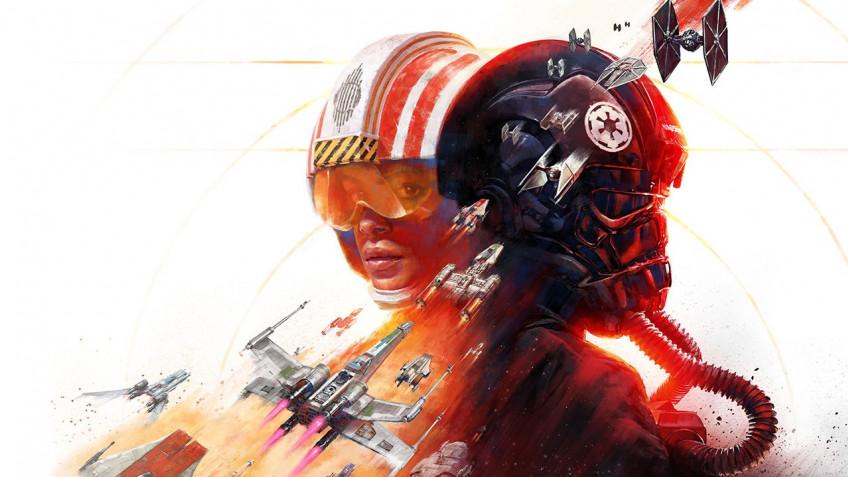 Состоялся официальный анонс Star Wars: Squadrons