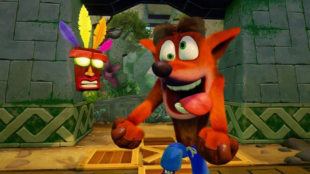 Утечка: Новая часть Crash Bandicoot выйдет на Xbox One и Xbox Series X