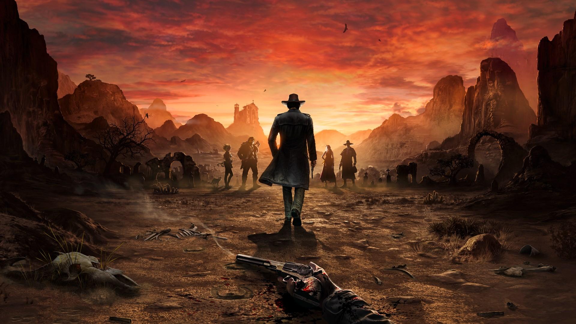 Desperados III улучшена под Xbox One X, возможно 4K/60FPS