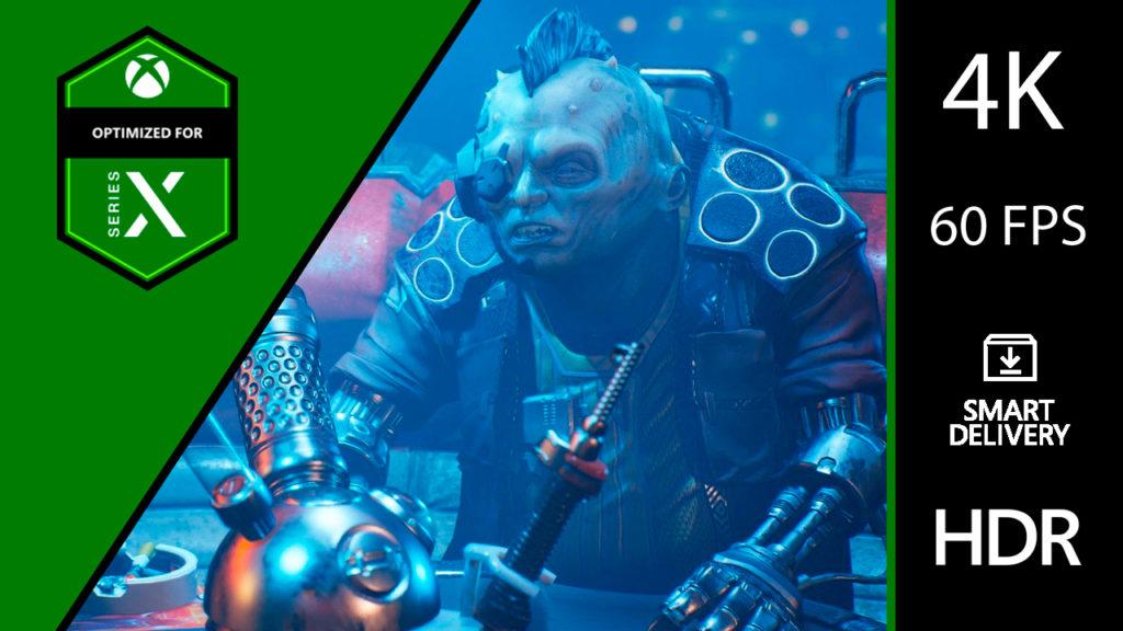 «Оптимизировано для Xbox Series X»: что это значит – на примере игры The Ascent