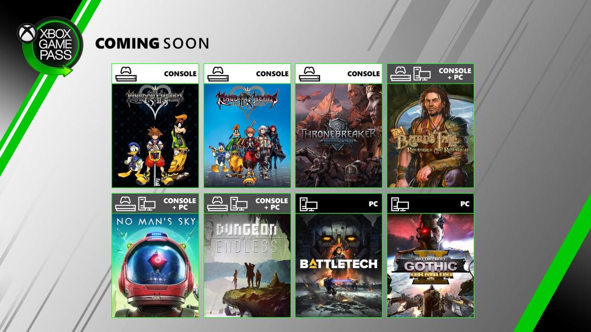 Анонсированы 8 новых игр по подписке Xbox Game Pass в июне