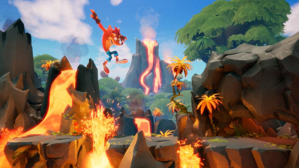 В Crash Bandicoot 4 будет локальный мультиплеер