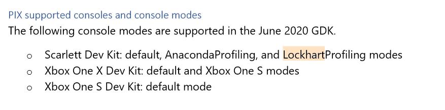 Утечка новой информации о приставке Xbox Series S (Lockhart)