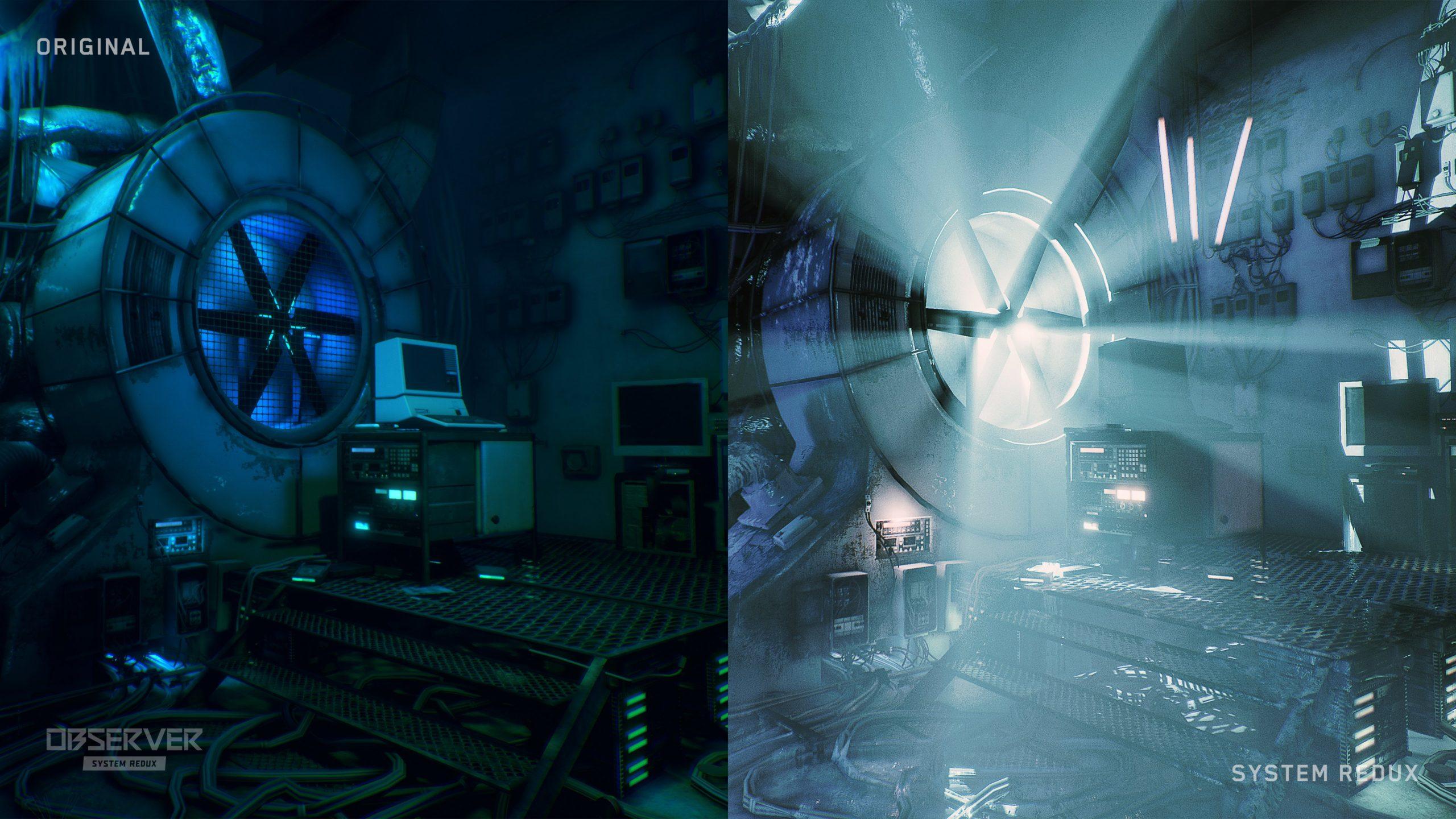 Разработчики Observer показали, как будет выглядеть игра на Xbox Series X