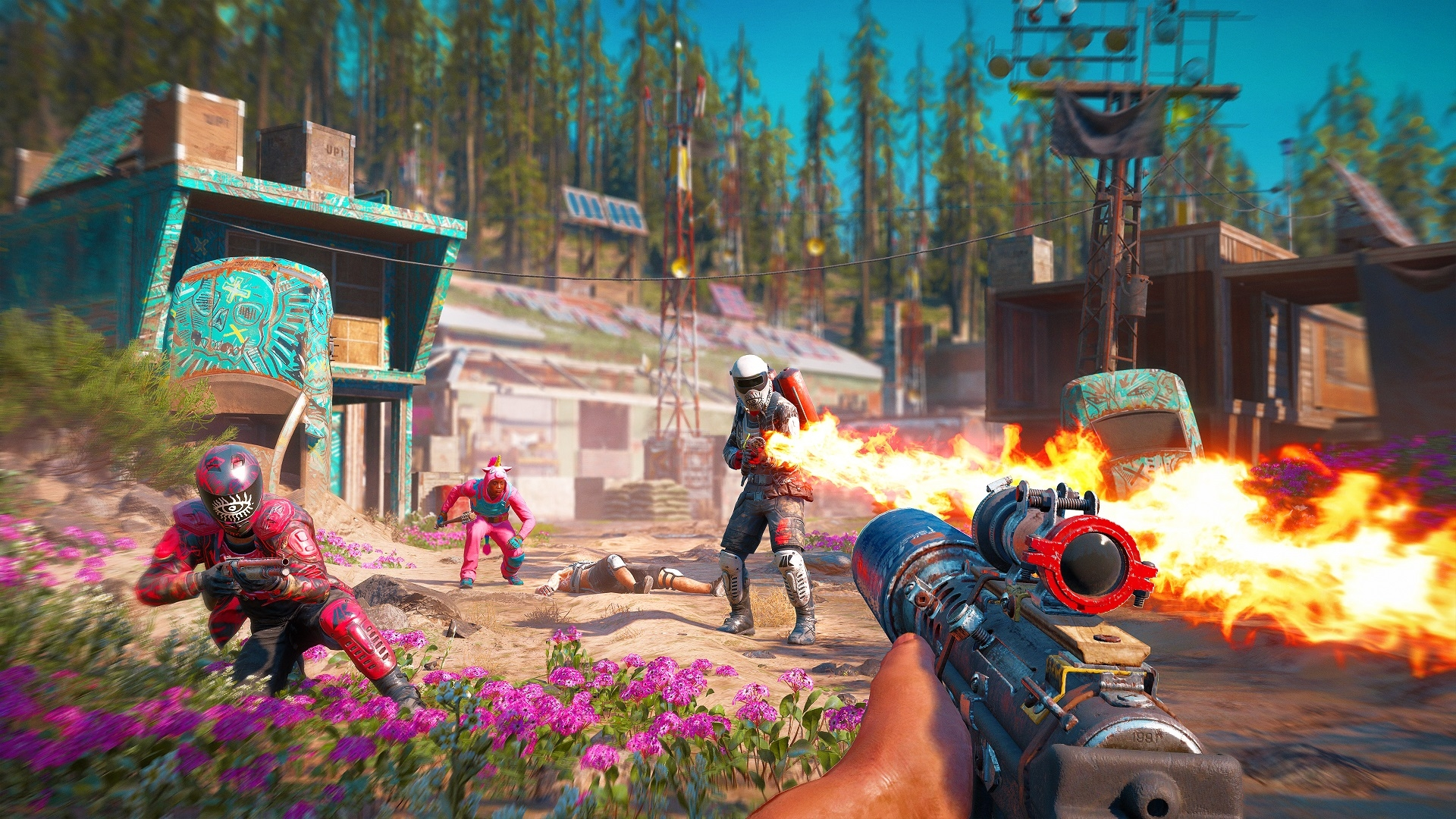 Распродажа игр серии Far Cry для Xbox One