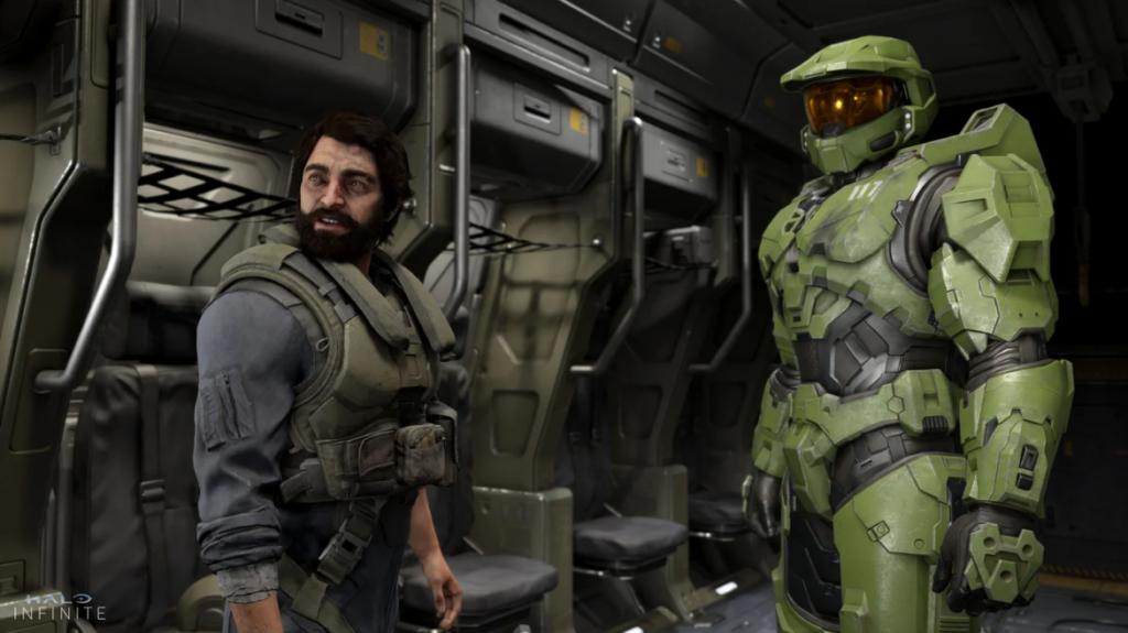 Halo Infinite и God of War имеют общие черты: они сняты одним дублем