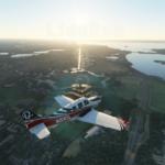 Новые потрясающие скриншоты Microsoft Flight Simulator