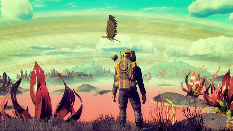 Бета-версия No Man's Sky доступна в Xbox Insider