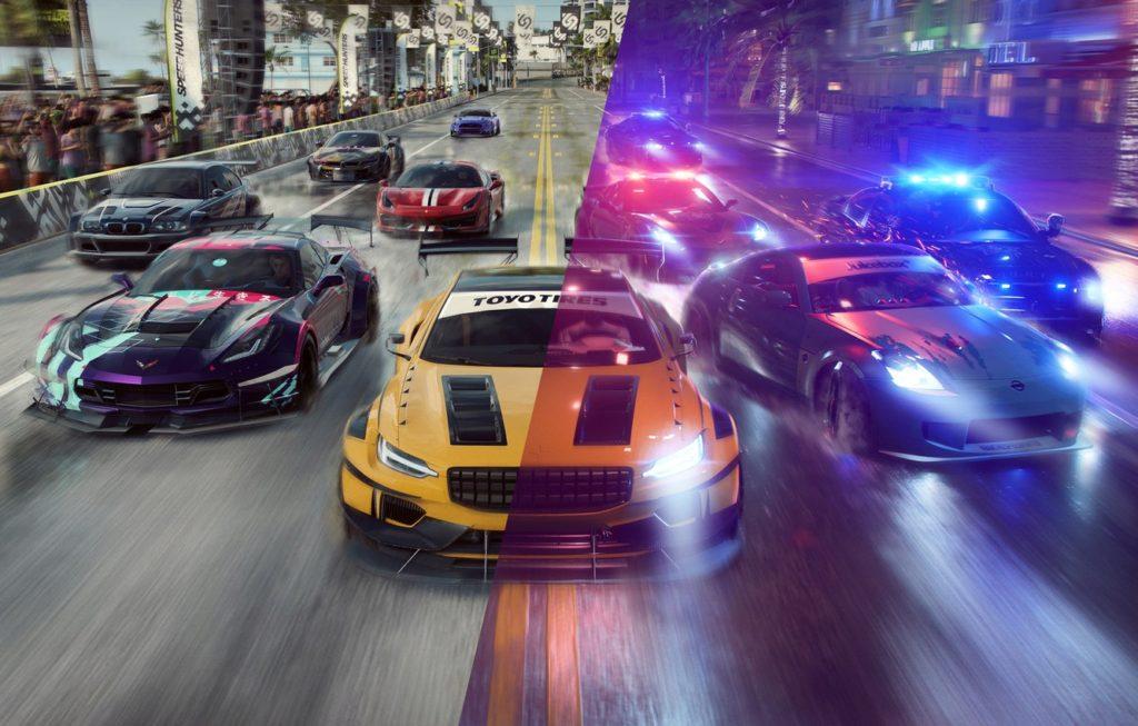 Need for Speed Heat теперь доступна бесплатно по подписке EA Access