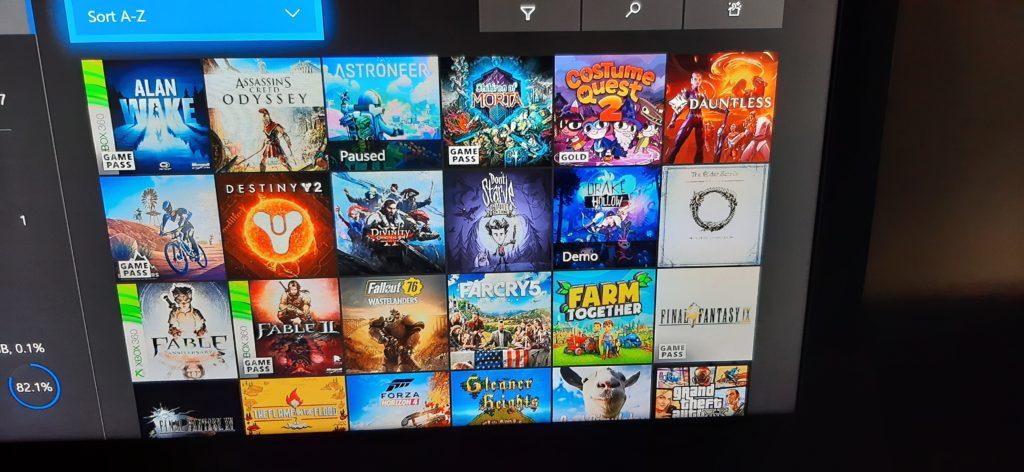 В новой прошивке Xbox One появились оверлеи Xbox Game Pass, EA Access и Games With Gold