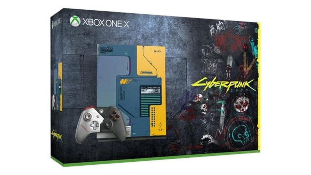 Российским покупателям Xbox One X в стиле Cyberpunk 2077 пришлось массово обращаться в техподдержку