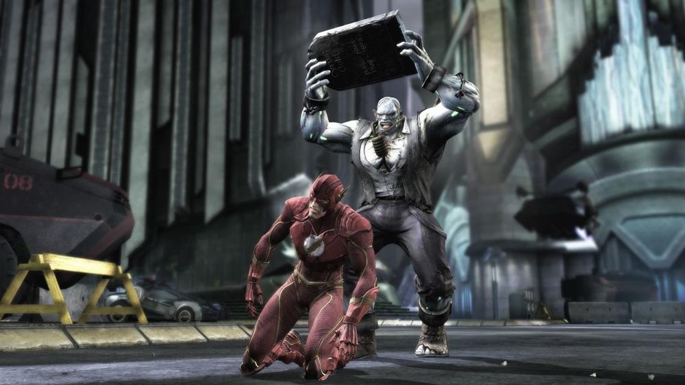Напоминаем: Сегодня последний шанс забрать бесплатно игру Injustice: Gods Among Us